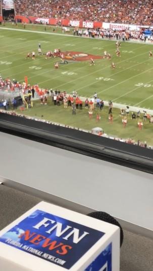 Browns v Bucs Pic2